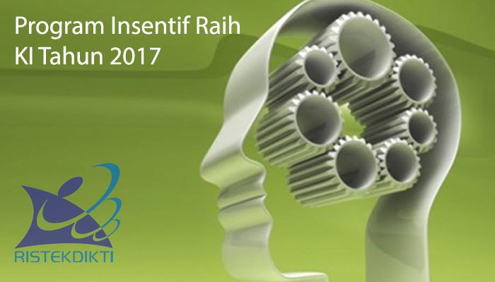 Program Insentif Raih KI Tahun 2017
