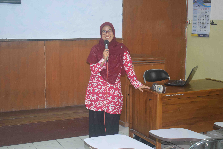 Pembekalan Pemateri Internal KKN Periode Semester Gasal 2017/2018